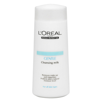 Sua tay trang L'OREAL Gentle Cleansing Milk 200ml