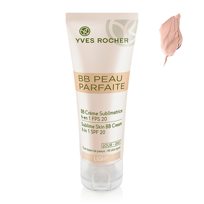 Kem nen BB Cream 6 trong 1 Yves Rocher Sublime Skin 6 in 1 SPF20