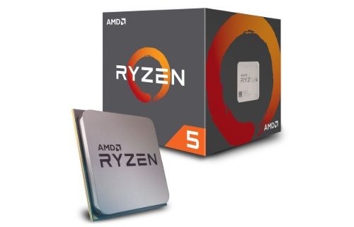 CPU AMD Ryzen 5 2600 3.4Ghz