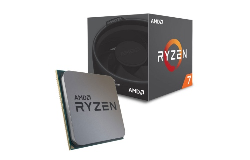 CPU AMD Ryzen 7 2700 3.2Ghz