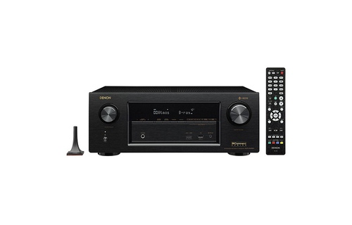 Thiet Bi Khuech Dai Am Tan Denon AVR-X3400HBKE2