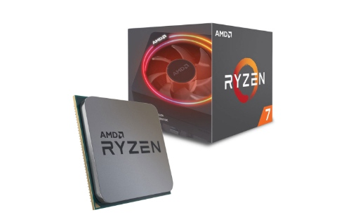 CPU AMD Ryzen 7 2700X 3.7Ghz