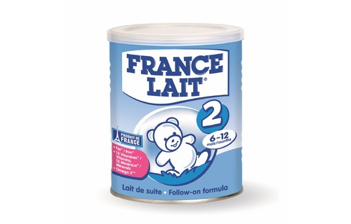 Sua France Lait so 2 400g tu 6-12 thang