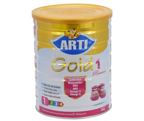 Sua Arti Gold Premium so 1,2,3,4