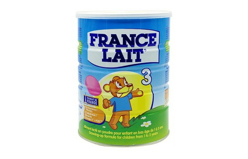 Sua France Lait so 3 400g tu 1-3 tuoi