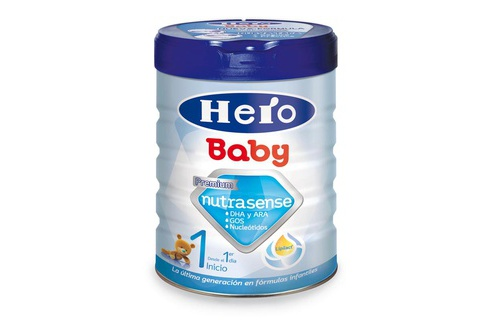 Sua Hero Baby so 1 (0-6 thang)