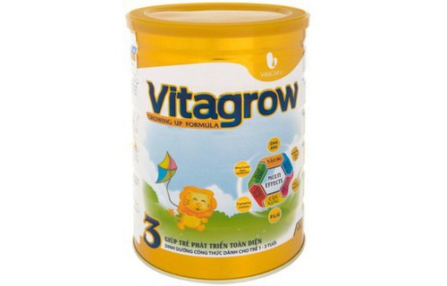 Sua Vita Grow so 3 400g (tre 1 den 3 tuoi)