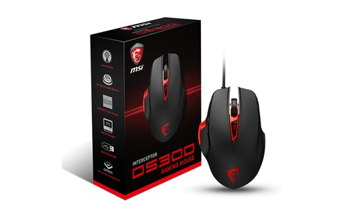Chuot MSI INTERCEPTOR DS300 Gaming
