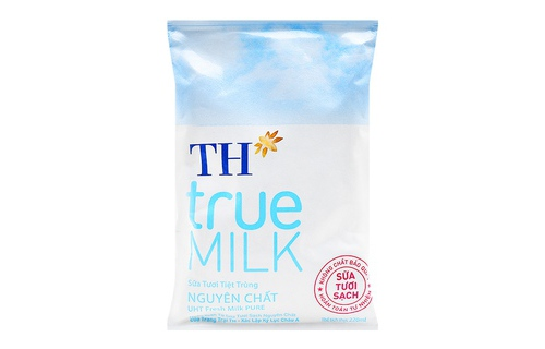 Sua Tuoi Tiet Trung TH True Milk Nguyen Chat 220Ml