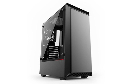 Case Phanteks Eclipse P300 Tempered Glass-RGB illumination Mid-Tower