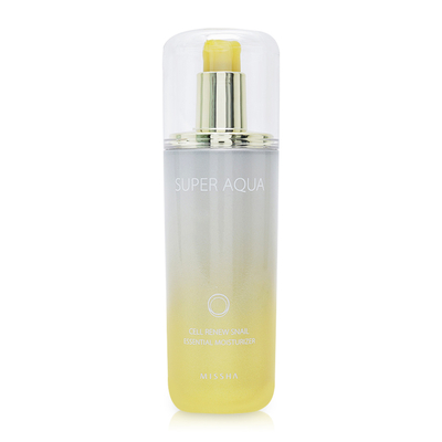 Sua duong am Missha Super Aqua Cell Renew Snail Essential Moisturizer 130ml