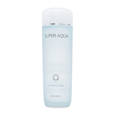 Nuoc hoa hong Missha Super Aqua Hydrating Toner 150ml