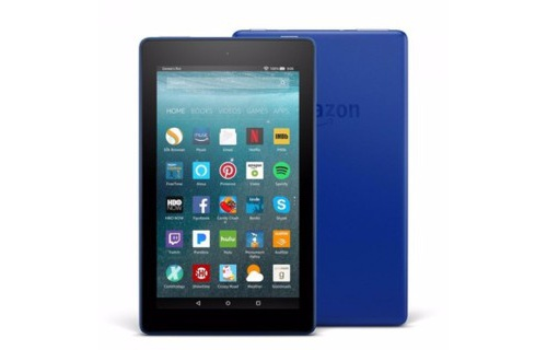 May Tinh Bang Amazon Kindle Fire HD8 (2017) 16GB
